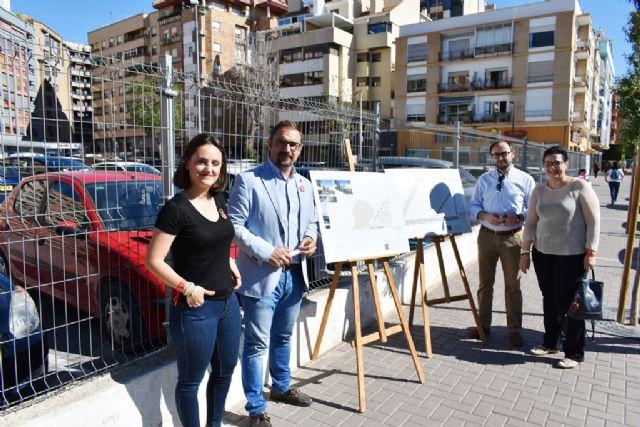 Diego José Mateos presenta el plan Lorca Aparca con el que el PSOE se marca como objetivo recuperar 2.000 plazas de aparcamiento en la ciudad - 2, Foto 2