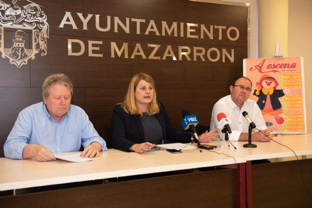 Vuelve el mayo teatral a la Universidad Popular de Mazarrón - 1, Foto 1