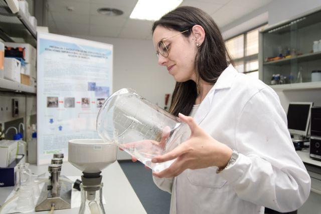 Las depuradoras pueden retener hasta un 90% de los microplásticos del agua - 1, Foto 1