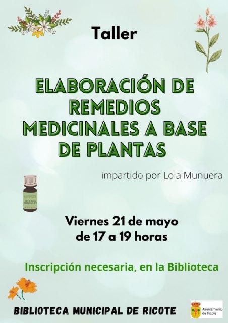 Taller de elaboración de remedios naturales - 1, Foto 1