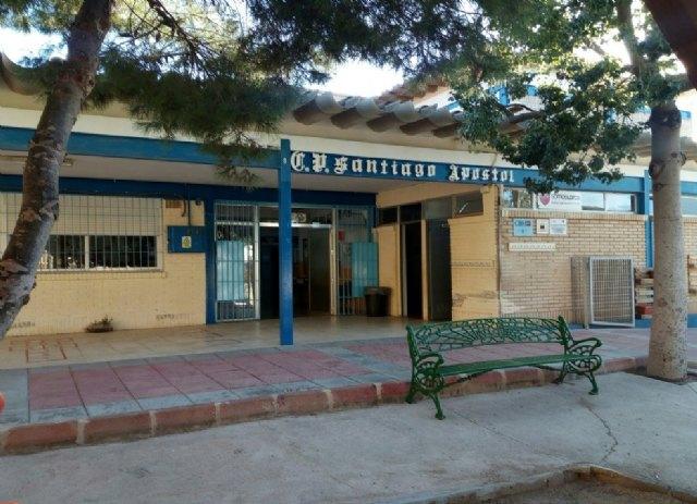 El alcalde de La Unión felicita al AMPA del CEIP Santiago Apóstol de Portmán por conseguir una nueva instalación eléctrica - 1, Foto 1