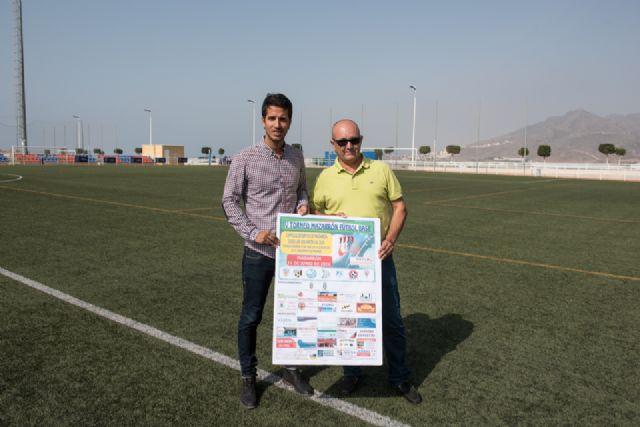 400 niños compiten este sábado en el IV Torneo Mazarrón Fútbol Base - 1, Foto 1