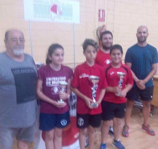 Results Club Totana TM Top 8 autonomic, Foto 4