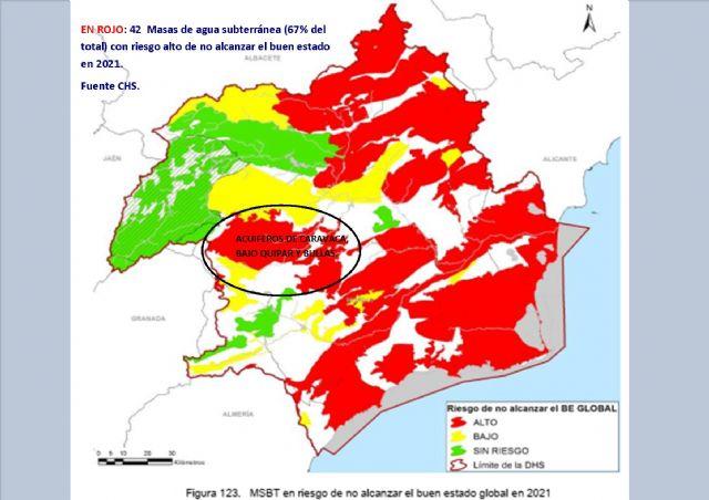 Presentación del Consejo para la Defensa del Noroeste de la Región de Murcia en Bullas - 1, Foto 1