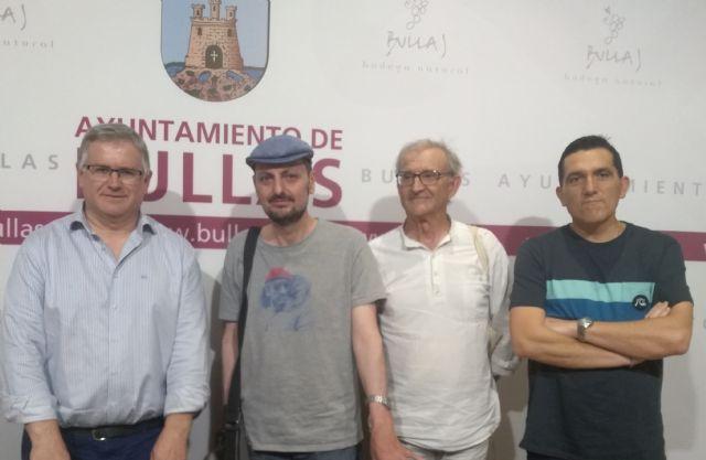 Presentación del Consejo para la Defensa del Noroeste de la Región de Murcia en Bullas - 2, Foto 2