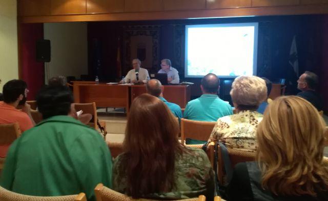 Presentación del Consejo para la Defensa del Noroeste de la Región de Murcia en Bullas - 3, Foto 3