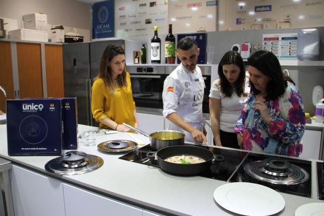 EWC España presenta en la UCAM un revolucionario sistema de cocción - 1, Foto 1