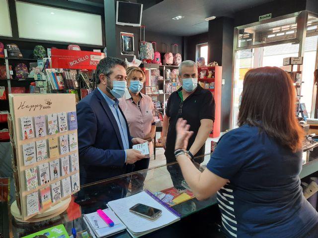 Comercios de Alcantarilla se suman a la iniciativa #RegálameMurcia para incentivar las compras en las tiendas locales - 1, Foto 1