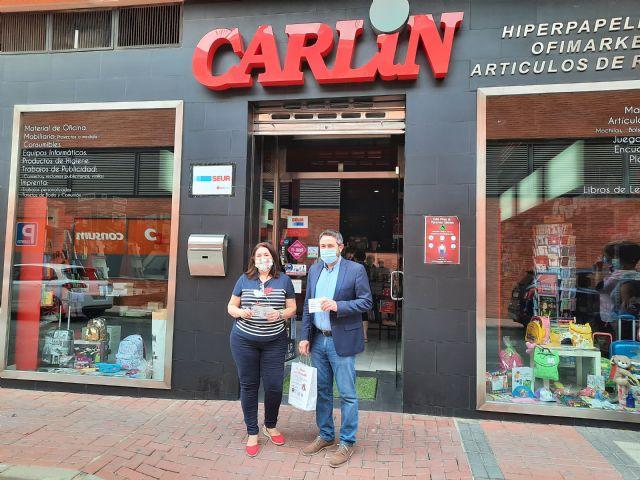 Comercios de Alcantarilla se suman a la iniciativa #RegálameMurcia para incentivar las compras en las tiendas locales - 3, Foto 3