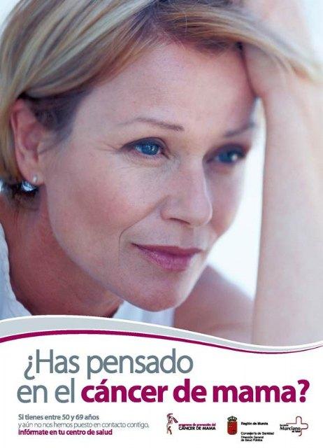 Se retoma en Beniel la campaña de prevención del cáncer de mama - 1, Foto 1