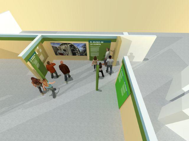 El Museo de la Huerta cierra temporalmente el 28 de junio para comenzar las obras de rehabilitación - 1, Foto 1