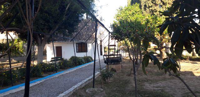 El Museo de la Huerta cierra temporalmente el 28 de junio para comenzar las obras de rehabilitación - 2, Foto 2