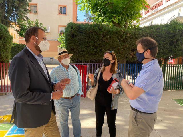 El Plan Sombra llega tarde a los colegios por la dejadez del sanchismo instalado en La Glorieta - 1, Foto 1