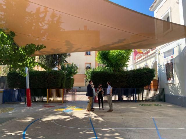 El Plan Sombra llega tarde a los colegios por la dejadez del sanchismo instalado en La Glorieta - 2, Foto 2