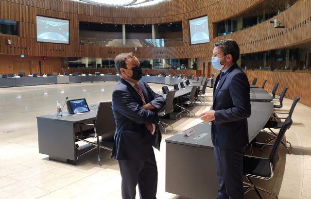 La Comunidad defiende en Europa la importancia de medios técnicos y financiación para acelerar la adaptación al cambio climático - 2, Foto 2