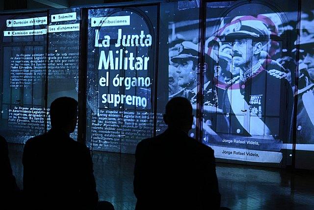 Sánchez visita el Museo Sitio de la Memoria, centro de detención y tortura durante la dictadura argentina - 2, Foto 2