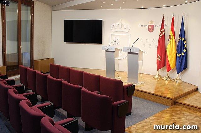 Referencia del Consejo de Gobierno 10/06/2021, Foto 1