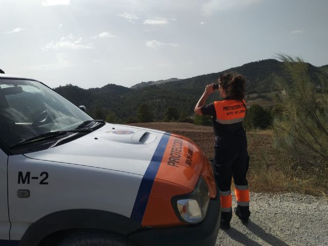 El Ayuntamiento de Lorca intensifica su participación en el Plan INFOMUR de Protección Civil contra incendios forestales de la Región de Murcia - 1, Foto 1