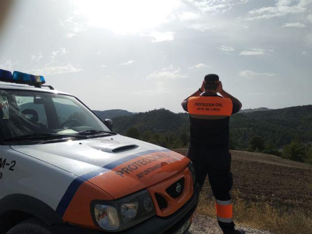 El Ayuntamiento de Lorca intensifica su participación en el Plan INFOMUR de Protección Civil contra incendios forestales de la Región de Murcia - 2, Foto 2
