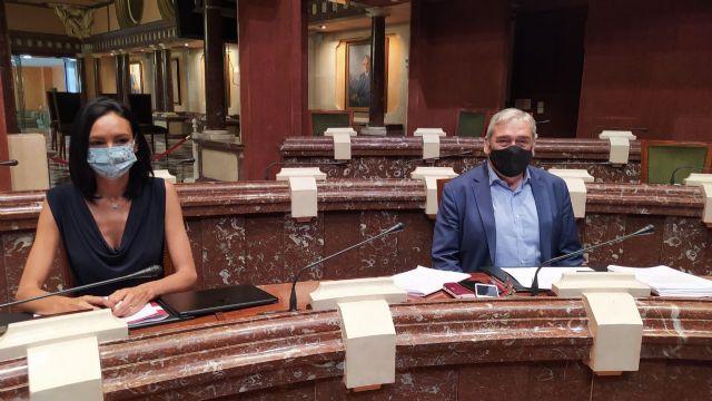 El portavoz liberal Francisco Álvarez lamenta que Martínez Vidal y Molina no hayan presentado enmienda alguna a los presupuestos regionales - 1, Foto 1