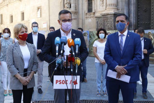 Alcaldes y alcaldesas socialistas exigen a López Miras que aproveche los recursos extraordinarios del Gobierno de España para apoyar a los ayuntamientos - 1, Foto 1