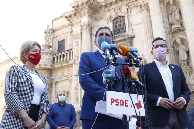 Alcaldes y alcaldesas socialistas exigen a López Miras que aproveche los recursos extraordinarios del Gobierno de España para apoyar a los ayuntamientos - 2, Foto 2