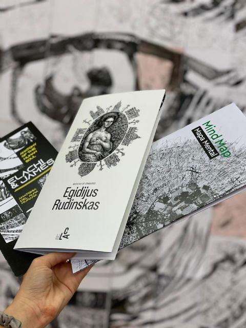 El Laboratorio Artístico del Carmen acoge la exposición de grabados 'Anatomía del Alma Humana' - 2, Foto 2