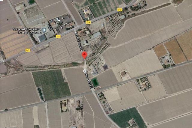 El Ayuntamiento de Lorca realizará mejoras en distintos caminos de la pedanía de La Hoya - 1, Foto 1
