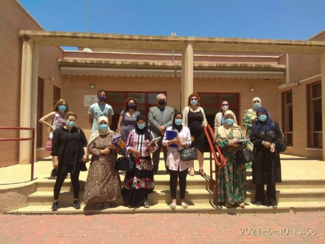 Finaliza el 'Proyecto Sucina: Español para personas extranjeras' en el que han participado ocho mujeres - 1, Foto 1