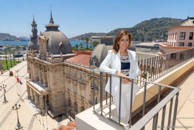 Ana Belén Castejón presenta su renuncia a la Alcaldía, que se hará efectiva en un pleno el viernes por la tarde - 1, Foto 1