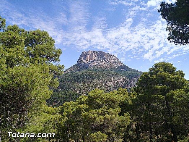 La Comunidad vuelve a reclamar al Gobierno de España la declaración de Sierra Espuña como Parque Nacional, Foto 1