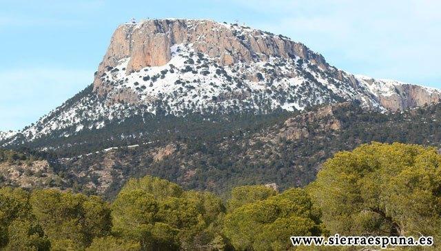 La Comunidad vuelve a reclamar al Gobierno de España la declaración de Sierra Espuña como Parque Nacional, Foto 2