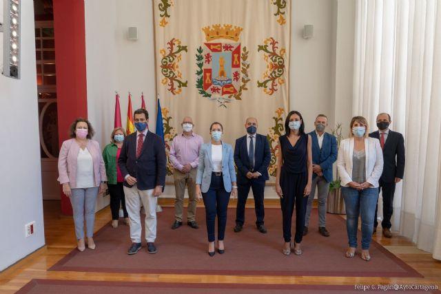 Sepes desbloquea el proyecto de la ZAL de Los Camachos - 1, Foto 1