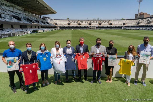 Cartagena celebra los días 11 y 14 de junio la Semana Costa Cálida del Futbol Femenino - 1, Foto 1