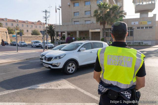 La Policía Local de Cartagena efectuará una campaña de alcohol y drogas - 1, Foto 1