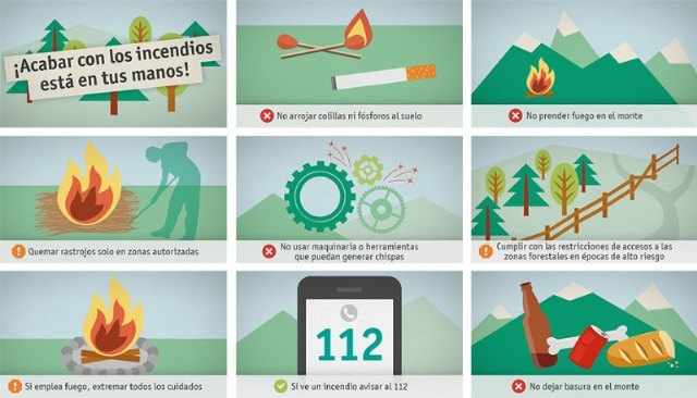Protección Civil presta refuerzo a los agentes forestales en prevención de incendios un verano más - 1, Foto 1