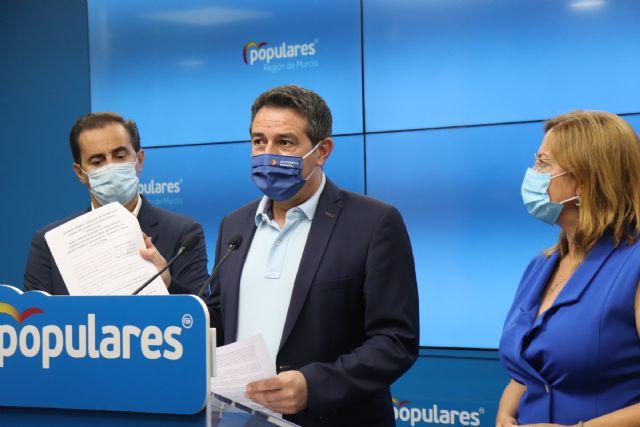 Buendía: A Conesa no le importan los municipios, si no se habría rebelado contra Sánchez por ahogar a los ayuntamientos al condenarlos sin fondos - 1, Foto 1