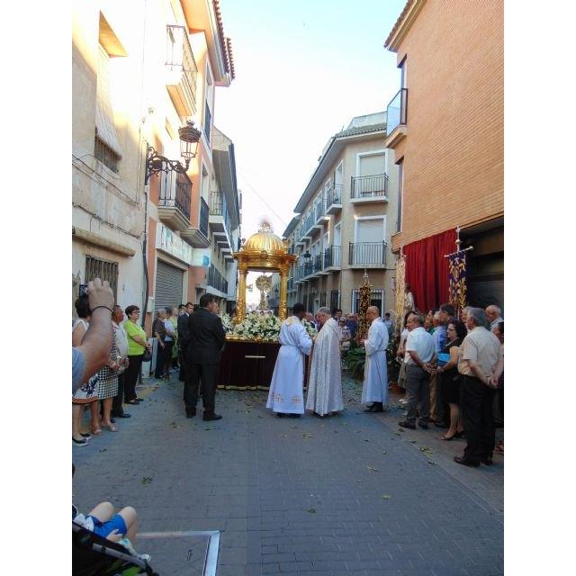[Dos arraigados acontecimientos en torno al Corpus se han memorado recientemente en Totana, Foto 2