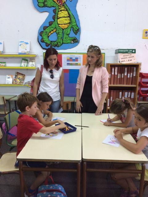 441 menores se benefician del Servicio Concilia Educa Verano 2017 del Ayuntamiento de Molina de Segura - 1, Foto 1