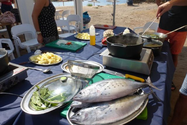 Pescados con Arte lanza sus redes a las costas de Cabo de Palos con actividades para toda la familia - 1, Foto 1