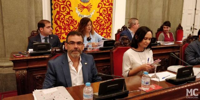 MC preguntará al Gobierno socialista si está cumpliendo con sus obligaciones respecto al expediente sancionador al concejal del PP, Álvaro Valdés - 1, Foto 1