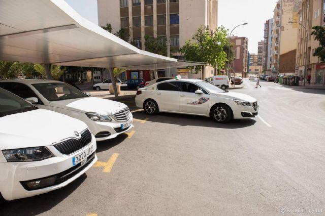 El Ayuntamiento somete a consulta pública previa el borrador de la nueva ordenanza del taxi - 1, Foto 1