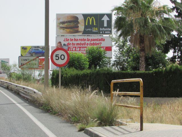 Denuncian que la especie invasora ´rabo de gato´ sigue presente en espacios públicos del municipio una vez finalizado el supuesto plan de erradicación del PP - 2, Foto 2