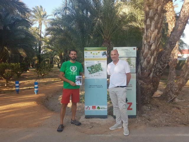 Cambiemos Murcia propone plantar nuevos ejemplares en el Palmeral de Santiago y Zaraiche - 3, Foto 3
