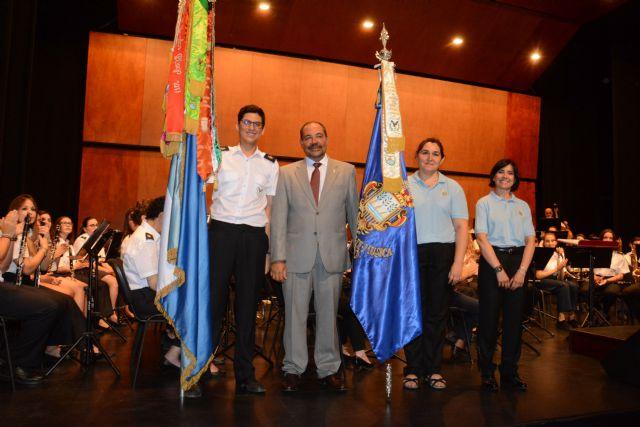 La Banda Municipal de Albox y el Patronato Musical participan en el XXXVI Festival Internacional de Bandas de Música Ciudad de Águilas - 1, Foto 1