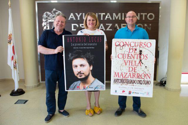 El concurso de cuentos villa de Mazarrón triplica la participación en los últimos diez años, Foto 1