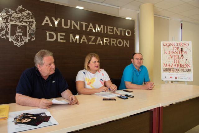 El concurso de cuentos villa de Mazarrón triplica la participación en los últimos diez años, Foto 2