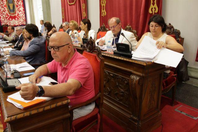 Cs teme que los cambios en el Gobierno retrasen la creación del Observatorio del Deporte y la Actividad Física de Cartagena - 1, Foto 1