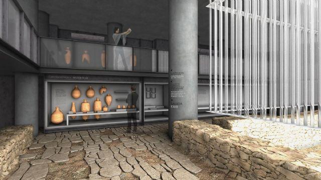El Museo del Foro Romano del Molinete mostrará en tres plantas la historia del barrio y del yacimiento - 1, Foto 1