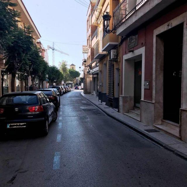 En breve van a comenzar las obras de acondicionamiento de las aceras en la calle Juan XXIII para dinamizar este espacio comercial del casco urbano, Foto 2